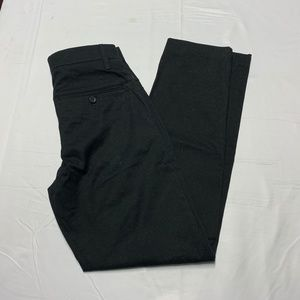 Original Use Size 26 Black Slim Straight Leg Pants